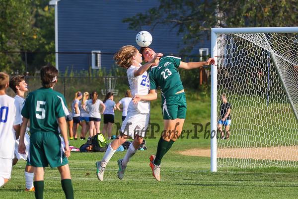 2017-9-26 WHS Boys Soccer vs Dover