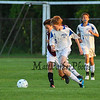 Winnacunnet Warriors Boys Freshman Soccer vs Hanover High School on Wednesday 9-27-2017 @ WHS.  Matt Parker Photos