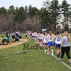 Winnacunnet Warriors Girls Lacrosse vs the Owls of Timberlane High School on Tuesday 4-11-2017 @ WHS.  Matt Parker Photos
