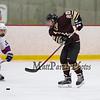 Winnacunnet Warriors Boys Ice Hockey vs the Broncos of Alvirne High School on Wednesday 1-10-2017 @ Phillips Exeter Academy, Exeter, NH.  WHS-3, AHS-4.  Matt Parker Photos