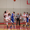 Bedford Bulldogs Boys Basketball vs the Warriors of Winnacunnet High School on Friday 1-12-2018 @ BHS.  BHS-66, WHS-62.  Matt Parker Photos