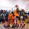 HYA 5-6 Girls Basketball Syracuse vs Michigan State on Saturday 1-13-2018 @ Marston School, Hampton, NH.  Matt Parker Photos
