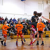 HYA 5-6 Girls Basketball Syracuse vs Michigan State on Saturday 1-13-2018 @ Marston School, Hampton, NH.  Matt Parker Photos