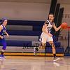 Winnacunnet Warriors Girls JV Basketball vs the Salem Blue Devils on Tuesday 1-16-2018 @ WHS.  Matt Parker Photos