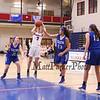 Winnacunnet Warriors Girls Basketball vs the Salem Blue Devils on Tuesday 1-16-2018 @ WHS.  WHS-52, SHS-45.  Matt Parker Photos