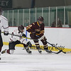 Portsmouth-Newmarket Clipper-Mules Boys Hockey vs Lebanon-Stevens Raiders-Cardinals High Schools on Saturday 1-20-2018 @ Dover Ice Arena, Dover, NH.  PHS-Newmarket-3, Lebanon-Stevens-5.  Matt Parker Photos