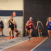 Winnacunnet Boys and Girls Indoor Winter Track afternoon session at Paul Sweet Oval, UNH, Durham, NH on Sunday 1-21-2018.  Matt Parker Photos