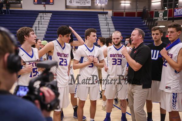 2018-1-26 WHS Boys Basketball vs Exeter - Matt Parker Photos