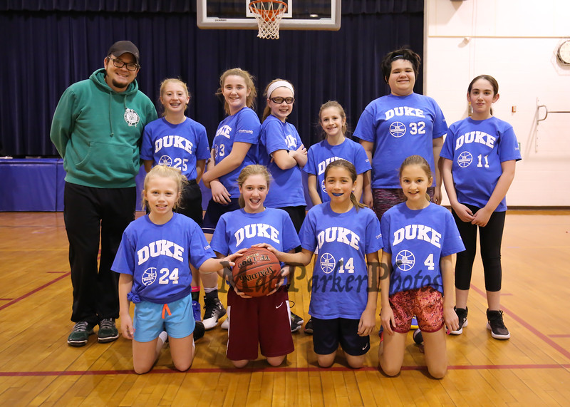 HYA 5-6 grade Girls basketball team Duke sponsored by Exeter Events u0026 Tents  sc 1 st  Matt Parker Photos - SmugMug & 2018-1-6 HYA Basketball - Matt Parker Photos