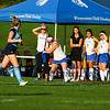 Winnacunnet Warriors Girls DIV I Field Hockey vs the Titans of Nashua North High School on Wednesday 10-10-2018 @ WHS.  Matt Parker Photos