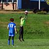 Winnacunnet Warriors DIV I Boys Soccer vs the Jaguars of Windham High School on Friday 10-12-2018 @ WHS.  Matt Parker Photos
