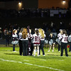 Timberlane Owls DIV I Football vs the Warriors of Winnacunnet High School on Friday Night 10-19-2018 @ THS.  Matt Parker Photos