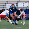 NHIAA DIV I Girls Field Hockey Semi-final #3 Winnacunnet Warriors vs #2 Astros of Pinkerton Academy on Thursday 10-25-2018 @ Exeter High School.  WHS-3, PA-2 in 2OT and 5 corners.  Matt Parker Photos