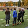 NHIAA DIV I Girls Field Hockey State Championships final between the Warriors of Winnacunnet and the Jaguars of Windham High Schools on Sunday 10-28-2018 @ Bedford HS.  Winnacunnet-2, Windham-0.  Matt Parker Photos