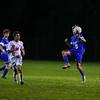 Winnacunnet Warriors Boys Soccer vs the Tomahawks of Merrimack High School on Wednesday 10-3-2018 @ WHS.  Matt Parker Photos