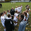 Western Maine Conference Class B Girls Soccer Semifinal game between the #3 Wildcats of York and the #10 Rangers of Greely High School on Tuesday 10-30-2018 @ YHS.  YHS-4, GHS-0.  Matt Parker Photos