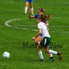 Winnacunnet Warriors Girls Soccer vs the Green Wave of Dover High School in DIV I play on Thursday 10-4-2018 @ WHS.  WHS-6, DHS-1.  Matt Parker Photos