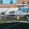 2018 America East Men's Soccer Championship game between the Wildcats of the University of New Hampshire vs the Retrievers of the University of Maryland - Baltimore County on Sunday 11-11-2018 at Wildcat Stadium, Durham NH.  Matt Parker Photos