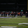 Marshwood Hawks vs the Dragons of Brunswick High School in Saturday's Maine Principals Association Class B Football Finals at Fitzpatrick Stadium, Portland ME.  MHS-49, BHS-0.  Matt Parker Photos