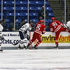 UNH Wildcats Men's Hockey vs the Red Hawks of Miami University of Ohio on Friday night 11-23-2018 at the Whittemore Center, Durham, NH.  UNH-3, Miami-3 in OT.  Matt Parker Photos