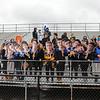 Winnacunnet Warriors (#2) Football vs the Blue Devils (#3) of Salem High School in Saturday's NHIAA DIV I East/South quarterfinal game on 11-3-2018 @ WHS.  WHS-14, SHS-33.  Matt Parker Photos