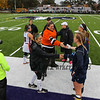 Maine Principals' Association Class B Field Hockey State Championship game on Saturday between the Gardiner Tigers and York Wildcats at Deering High School's Memorial Field, Portland ME on 11-3-2018.  YHS-2, GHS-3.  Matt Parker Photos