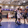 Winnacunnet Warriors Girls JV Basketball vs the Jaguars of Windham High School on Tuesday 12-11-2018 @ WHS.  WHS-27, Windham-26 in DOT.  Matt Parker Photos