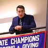 Winnacunnet Warriors Wrestling vs the Cavaliers of Hollis-Brookline High School on Wednesday 12-5-2018 @ WHS.  Matt Parker Photos