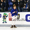 """UNH's official photographer Jessica Speechley """"Jess"""" with her Canon 80D and 70-200 f2.8 lens at the UNH Wildcats Men's Hockey vs the Big Green of Dartmouth College on Saturday night 12-8-2018 at the Whittemore Center, Durham, NH.  UNH-4, Dartmouth-0.  Matt Parker Photos"""