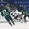 UNH Wildcats Men's Hockey vs the Big Green of Dartmouth College on Saturday night 12-8-2018 at the Whittemore Center, Durham, NH.  UNH-4, Dartmouth-0.  Matt Parker Photos