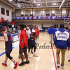 Winnacunnet Warriors Boys Basketball vs the Crusaders of Memorial High School on Thursday 2-1-2018 @ WHS.  WHS-74, MHS-71 double OT.  Matt Parker Photos
