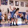 Winnacunnet Warriors Girls Basketball vs the Titans of Nashua North High School on Tuesday 1-2-2018 @ WHS.  WHS-54, NNHS-46.  Matt Parker Photos