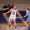 Winnacunnet Warriors Girls Basketball vs the Titans of Nashua North High School on Tuesday 1-2-2018 @ WHS.  WHS-54, NNHS-46.  Matt Parker Photos