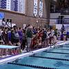 "2018 NHIAA DIV I State Swimming Championships on Saturday 2-10-2018 @ the Henry 'Hank"" C. Swasey Pool, UNH, Durham, NH.  Matt Parker Photos"