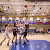 Winnacunnet Warriors Girls Basketball vs the Bulldogs of Bedford High School on Winnacunnet Senior Night, Tuesday 2-20-2018 @ WHS.  WHS-23, BHS-65.  Matt Parker Photos