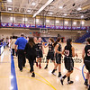 Winnacunnet Warriors Girls Basketball vs the Bulldogs of Bedford High School on Winnacunnet Senior Night, Tuesday 2-20-2018 @ WHS.  WHS-23, BHS-65.  Matt Parker Photos