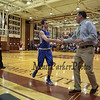 Portsmouth Clippers Boys Basketball vs the Warriors of Winnacunnet High School in NHIAA DIV I quarterfinal game on Saturday 3-10-2018 @ PHS.  PHS-64, WHS-52.  Matt Parker Photos