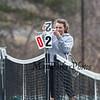Winnacunnet Warriors Girls Tennis vs the Broncos of Alvirne High School on Thursday 4-12-2018 @ WHS.  WHS-6, AHS-1.  Matt Parker Photos