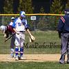 Winnacunnet Warriors boys varsity baseball vs the Owls of Timberlane High School on Monday 4-23-2018 @ WHS.  WHS-0, THS-4.  Matt Parker Photos