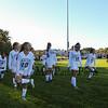 Winnacunnet Warriors Girls Soccer vs the Blue Hawks of Exeter High School on Friday 9-28-2018 @ WHS.  WHS-1, EHS-2 in 2OT.  Matt Parker Photos