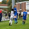 Winnacunnet Warriors Boys Soccer game vs the Marauders of Hanover High School on Friday 10-11-2019 @ WHS.  WHS-2, HHS-5.  Matt Parker Photos