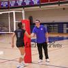 Winnacunnet Warriors girls Volleyball game vs the Cavaliers of Hollis-Brookline High School on Friday 10-11-2019 @ WHS.  WHS-1, HBHS-3.  Matt Parker Photos