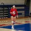 Winnacunnet Warriors JV Girls Volleyball vs the Green Wave of Dover High School on Wednesday 10-2-2019 @ WHS.  Matt Parker Photos