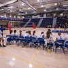 Winnacunnet Freshman Girls Volleyball game vs the Clippers of Portsmouth High School on Friday 10-25-2019 @ WHS.  Matt Parker Photos