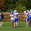 Exeter Blue Hawks Football game vs the Warriors of Winnacunnt High School on Saturday 9-5-2019 @ EHS.  Matt Parker Photos