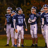 #2 seed York Wildcats Football Class C Quarter-Finals game vs the #7 seed Knights of Poland Maine on Friday Night 11-1-2019 in the Western Maine Conference @ YHS.  Matt Parker Photos