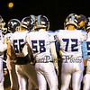 The Leavitt Hornets Football Class C South Championships vs the Wildcats of York High School on Friday 11-15-2019 @ LHS, Turner ME.  LHS-42, YHS-7.  Matt Parker Photos