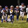 5-6th grade Little Warriors Football middle school league finals vs Amherst on Saturday 11-16-2019 @ Winnacunnet High School.  Matt Parker Photos