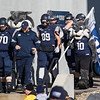 UNH Wildcat Football vs the Maine Black Bears on Saturday @ Wildcat Stadium on the campus of the University of New Hampshire on 11-23-2019 , Durham NH.  UNH-28, UMaine-10.  Matt Parker Photos