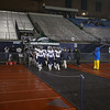 NHIAA DIV I Football Finals between the Lancers of Londonderry and Blue Hawks of Exeter High School on a rainy Sunday Night 11-24-2019 @ UNH.  LHS-21, EHS-10.  Matt Parker Photos
